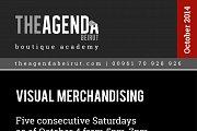 Visual Merchandising workshop with Cynthia Tabcharany