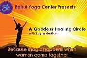 Goddess Healing Circle with Zayna De Gaia