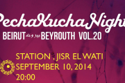 PechaKucha Night - Beirut Vol.20