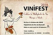 Vinifest 2014 - Lebanon Wine Festival