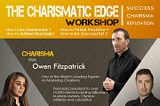 The Charismatic Edge Workshop with Owen Fitzpatrick, Milad Hadchiti & Claire Awada