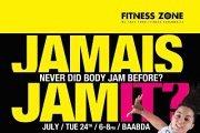 Body Jam Celebration!