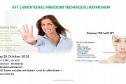 EFT ( EMOTIONAL FREEDOM TECHNIQUE) Workshop