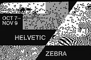 HELVETIC ZEBRA - Exhibition curated by Donatella Bernardi