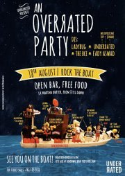 AN OVERRATED PARTY