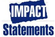 Writing an EU Impact Statement Workshop