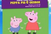 PEPPA PIG & GEORGE AT JCC
