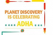 Planet Discovery ADHA Celebration at Zaitunay Bay