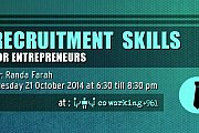 Recruitment Skills For Entrepreneurs Workshop