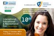 Educom 10th International Educational Fair