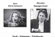 Lebanese Philarmonique Orchestra Concert with Georgio Croci