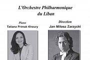 Lebanese Philarmonique Orchestra (LPO) Concert with Jan Milosz Zarzycki