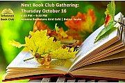 Lebanon Book Club Gathering - October