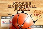 Rookies Basketball Finls
