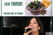 Moules & Frites & Roots of Nostalgia Nights at Central Park with Rita Barotta