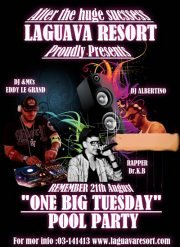 ONE BIG TUESDAY - Pool Party