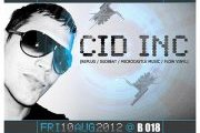 Gunther & Stamina Present CID INC at B018
