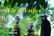 Tír D'Enfer live and an open Almaza beer night at The Back Door