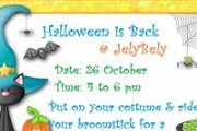 Halloween Party @ JelyBely
