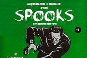 SPOOKS   - A Pre-Halloween Dance Party
