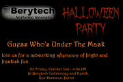Halloween Networking Party at Berytech Technology & Health