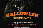 Halloween Costume Party at Animals Lebanon