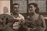 Ziad Ahmadieh and Nina Abdel Malak in Babel Ramadan Nights