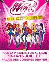 Winx en Concert- Le Spectacle Musical (LIVE)
