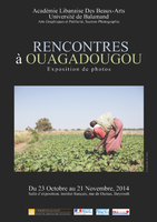 Rencontres à Ouagadougou - Expo de Photo