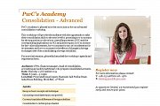 PwC's Academy, Advanced consolidation