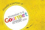 Gourmet Week 2014