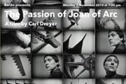 """Screening of """"The Passion of Joan of Arc (1928)"""", a film by Carl Dreyer"""