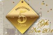 Mira-Cle 5th Anniversary