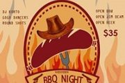 Western BBQ Night