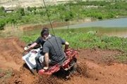 Super Muddy ATV Ride with Skyline Team