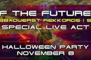 Battle of the Future Buddhas LIVE - A Halloween After-Party