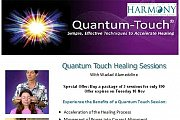 Quantum Healing session with Wadad Alameddine at Harmony