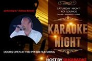 "Kara-koi Saturday Night hosted by "" Anthony Bernoty """