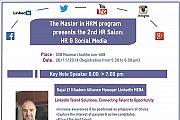 The second HR Salon: HR & Social Media