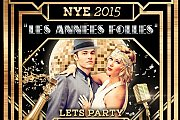 Les Annees Folles! New Year's Eve 2015