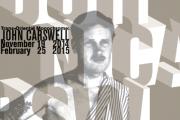 Trans-Oriental Monochrome: John Carswell