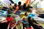 Kids Yoga course: Art Excel
