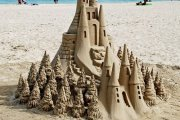 4th Annual Amateur SandCastle Competition- BLAT, JBEIL