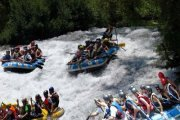 """1,2, 3, Go …"" - Rafting Orontes river…"""
