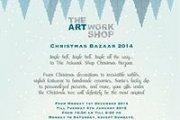 The Artwork Shop Christmas Bazaar 2014