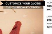 Customize your globe!