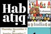 Habatiq: Special Souk at Dar (Dec 4-7)