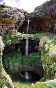 Rappel & Escalade with Adventures in Lebanon