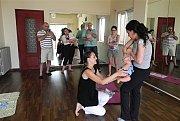 Dynamic Gymnastic for Newborns