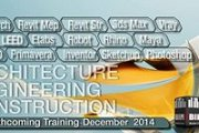 Revit/3dsMax /Vray/Rhino/Inventor/Civil3d/LEED/Maya/Primavera/Robot/Etabs - Training Courses for Architects & Engineer